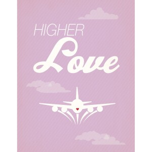 Higher Love Card