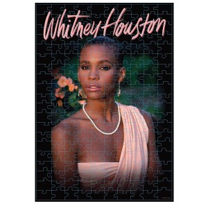 Whitney Houston 200 Piece Puzzle