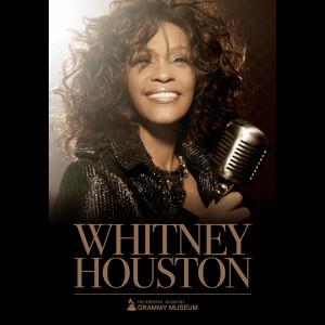 Whitney Houston: Grammy Museum Exhibition Book