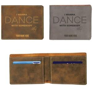 Dance Lights Vegan Leather Wallet