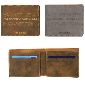 I'm Every Woman Vegan Leather Wallet