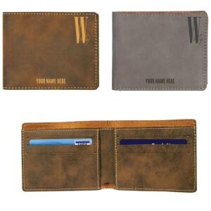 (W)hitney Vegan Leather Wallet