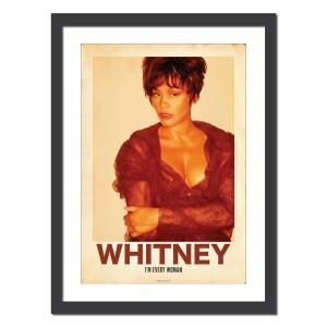 Whitney Houston I'm Every Woman Print