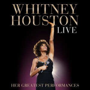 Whitney Houston Live: Her Greatest Performances CD/DVD