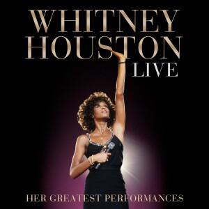 Whitney Houston Live: Her Greatest Performances CD/DVD