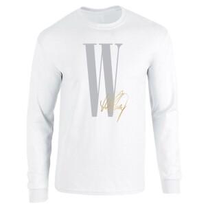 Silver & Gold Crew Neck Sweatshirt