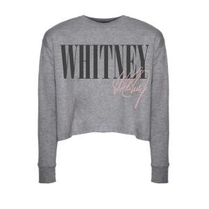 Women's Whitney Long Sleeve Crop Top