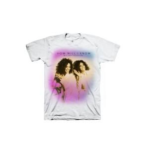 Whitney Houston How Will I Know T-Shirt