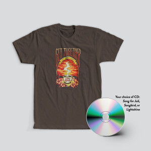 Get Together Tee and Choice of CD Bundle