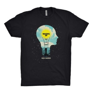 Waking Up Light Bulb T-Shirt [Unisex]