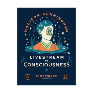 Livestream of Consciousness Poster