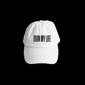 Ruin My Life White Hat