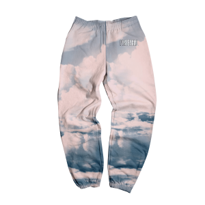 Poster Girl Clouds Sweatpants