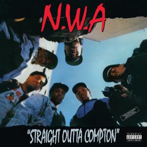 25th Anniversary Straight Outta Compton Vinyl