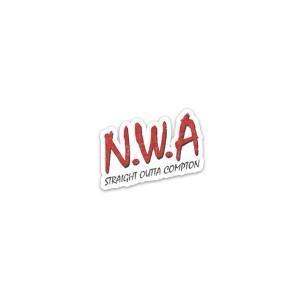 N.W.A Sticker