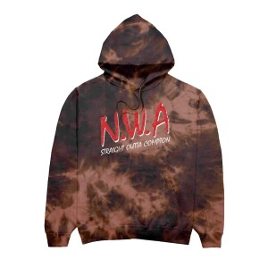 N.W.A Straight Outta Compton Dyed Hoodie