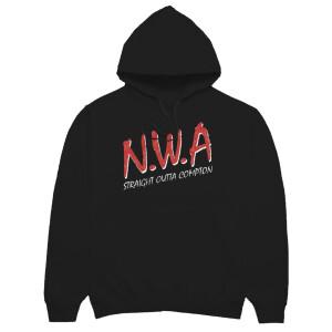 N.W.A Straight Outta Compton Black Hoodie