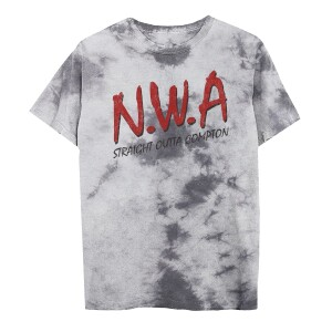 N.W.A Straight Outta Compton Dyed T-Shirt