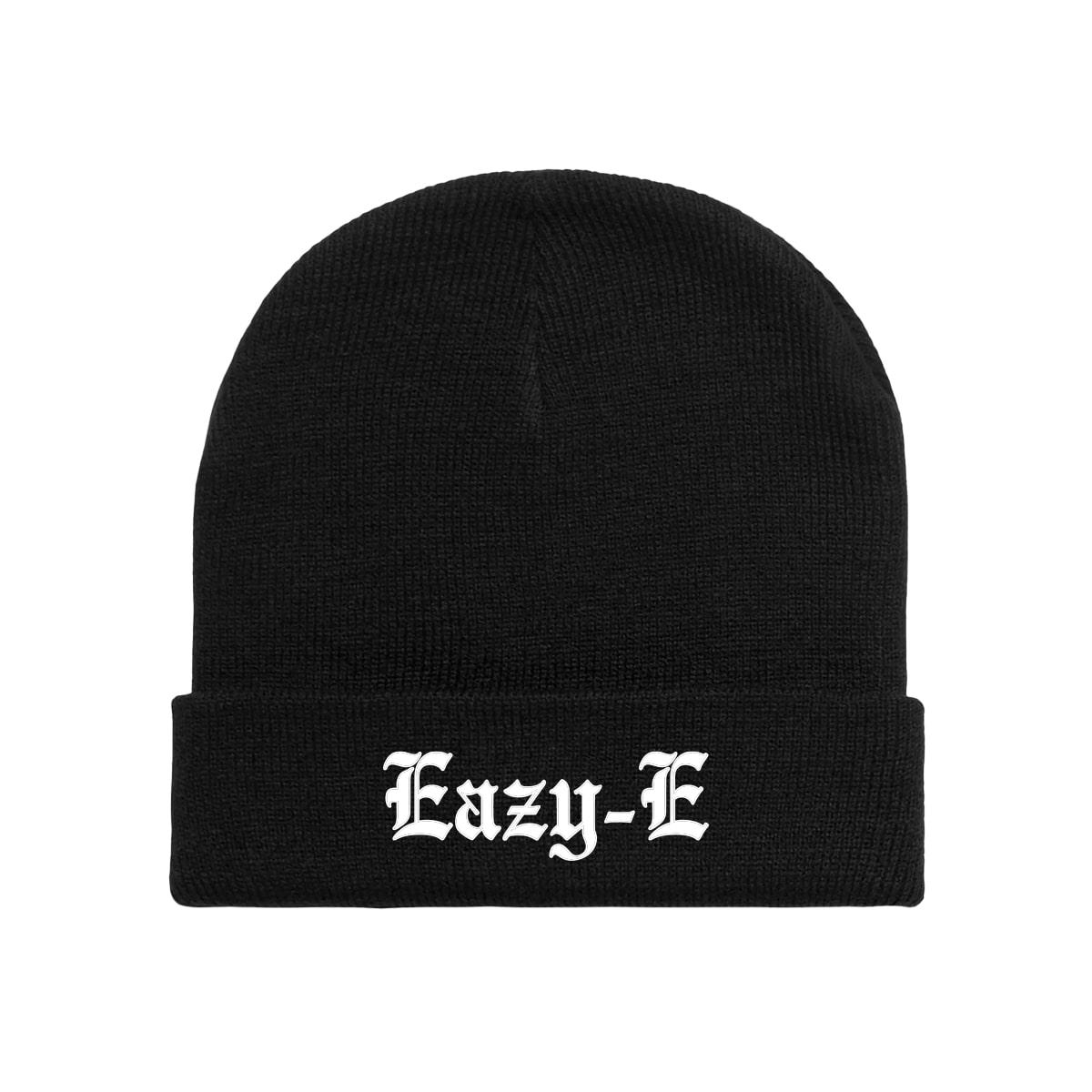 Eazy-E Black Beanie