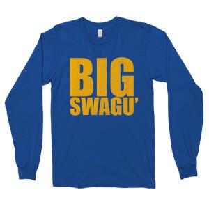 Big Swagu Logo Unisex Longsleeve Tee