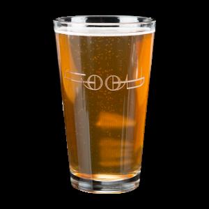 Tool Logo Pint Glass