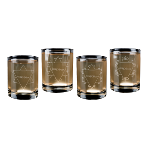 Tool Frames Rocks Glass Set