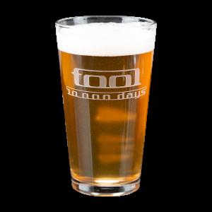 10,000 Days Pint Glass