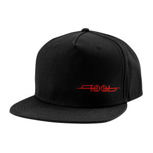Fear Logo Snapback Hat
