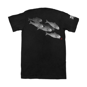 Tool Fish Logo T-Shirt