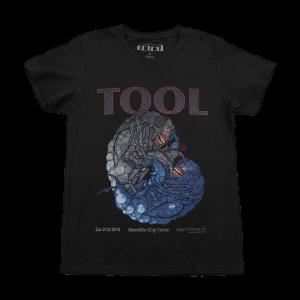 Tool Women's New Orleans, LA 2016 Tour Shirt