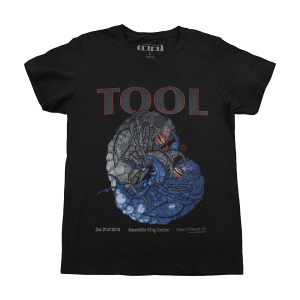 Tool Women's New Orleans, LA 2016 Tour Shirt