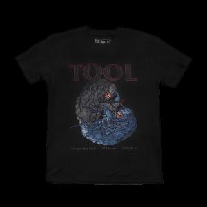 Tool 2016 Tour Shirt - Orlando, FL  (1/28/16)
