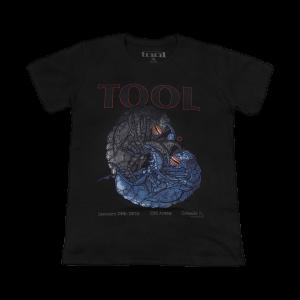 Tool Women's Orlando, FL 2016 Tour Shirt - xlarge