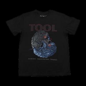 Tool 2016 Tour Shirt - Pensacola, FL (1/30/16)