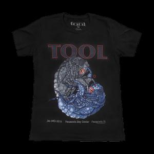 Tool Women's Pensacola, FL 2016 Tour Shirt