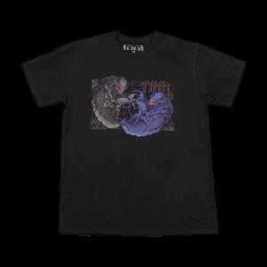 Tool 2016 Tour Shirt - San Francisco, CA (1/06/16 and 1/07/16)
