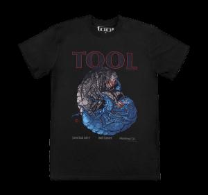 Tool 2017 Tour Shirt - Montreal, QC (6/02/2017)