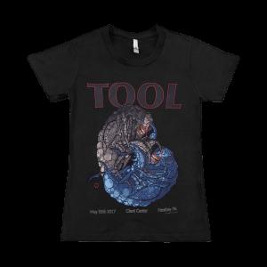 Tool Women's Hershey, PA 2017 Tour Shirt
