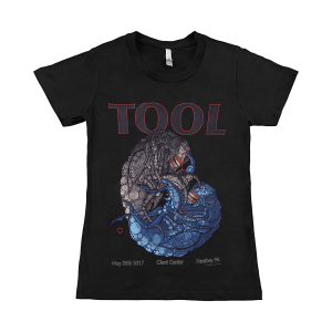 Tool Women's Hershey, PA 2017 Tour Shirt