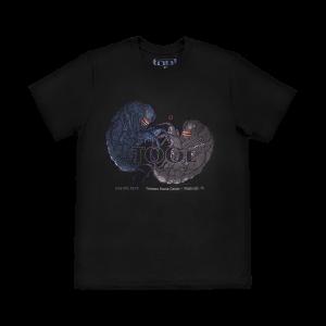Tool 2017 Tour Shirt - Pittsburgh, PA (6/05/2017)