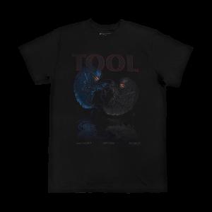 Tool 2017 Tour Shirt - San Jose, CA (6/21/2017)