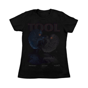 Tool Women's San Jose, CA 2017 Tour Shirt