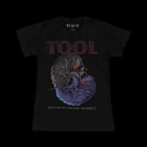Tool Women's San Antonio, TX 2016 Tour T-Shirt