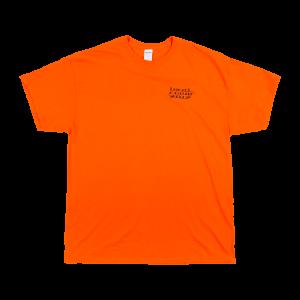 Tool Local Crew Orange 2017 T-Shirt