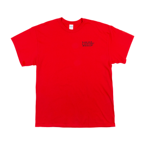 Tool Local Crew Red 2017 T-Shirt