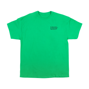 Tool Local Crew Green T-Shirt