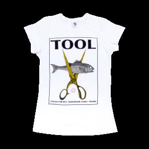 Tool Womens Florida 2012 Tour T-Shirt