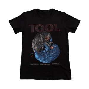 Tool 2017 Tour Women's T-shirt -  Rochester, NY
