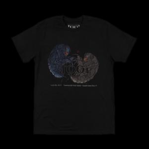 Tool Mens Randall's Island Park, NY 2017 Tour T-Shirt