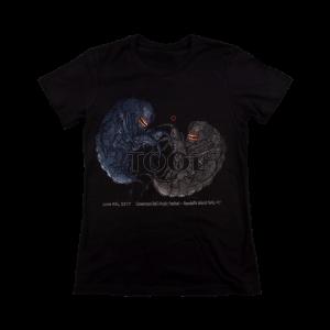 Tool 2017 Tour Women's T-shirt - Randall's Island Park, NY